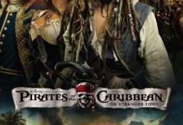 "Plakat von ""Pirates of the Caribbean - Fremde Gezeiten"""