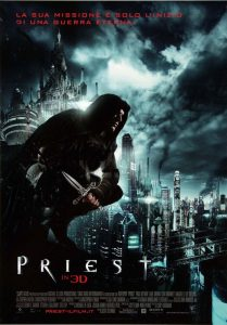 """Plakat von """"Priest"""""""