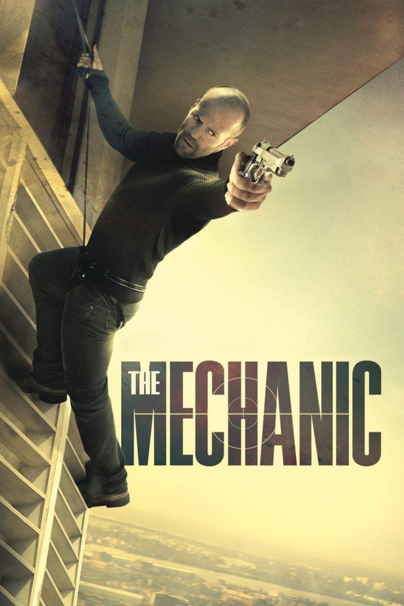 "Plakat von ""The Mechanic"""