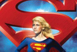 """Plakat von """"Supergirl"""""""