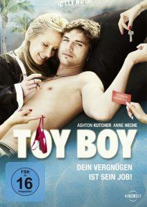 """Plakat von """"Toy Boy - Dein Vergnügen ist sein Job"""""""