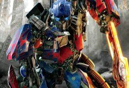 """Plakat von """"Transformers 3"""""""