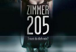 """Plakat von """"205 - Zimmer der Angst"""""""