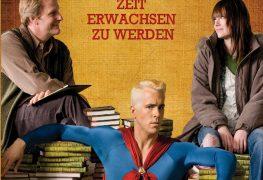 """Plakat von """"Paper Man - Zeit erwachsen zu werden"""""""