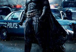 "Plakat von ""The Dark Knight Rises"""