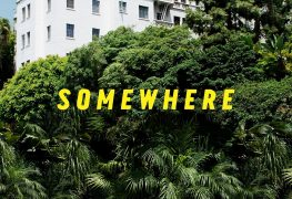 "Plakat von ""Somewhere"""