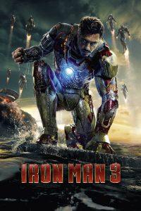 """Plakat von """"Iron Man 3"""""""