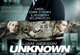 "Plakat von ""Unknown Identity"""