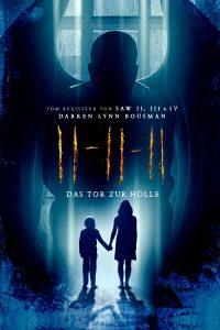 """Plakat von """"11-11-11 - Das Tor zur Hölle"""""""