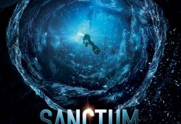 """Plakat von """"Sanctum"""""""