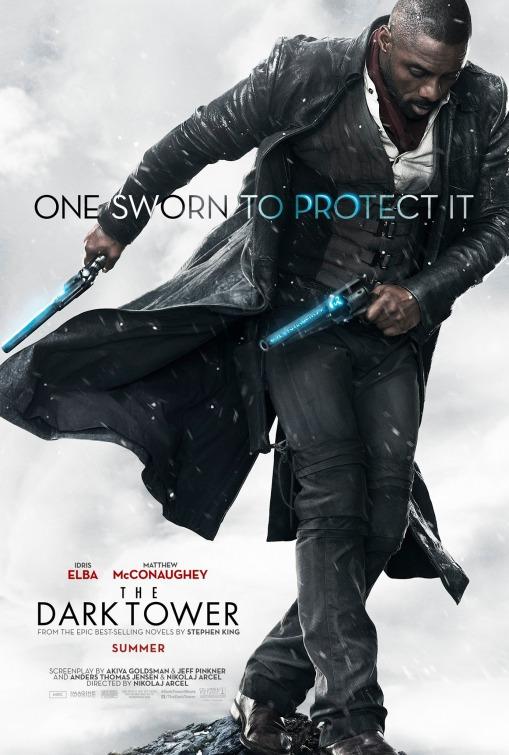"""Plakat von """"Der Dunkle Turm"""""""