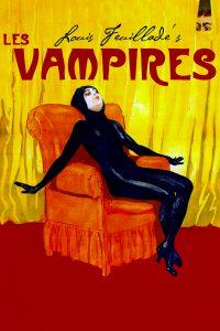 """Plakat von """"Die Vampire"""""""