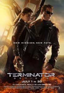 """Plakat von """"Terminator: Genisys"""""""