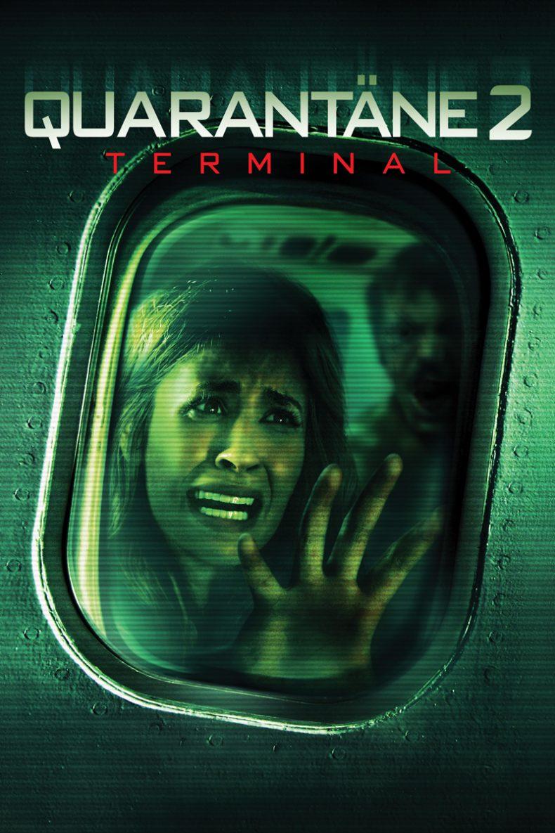 "Plakat von ""Quarantäne 2 - Terminal"""
