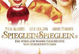 """Plakat von """"Spieglein Spieglein - Die wirklich wahre Geschichte von Schneewittchen"""""""