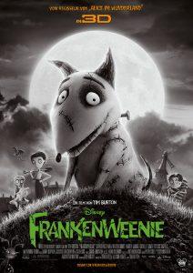"""Plakat von """"Frankenweenie"""""""