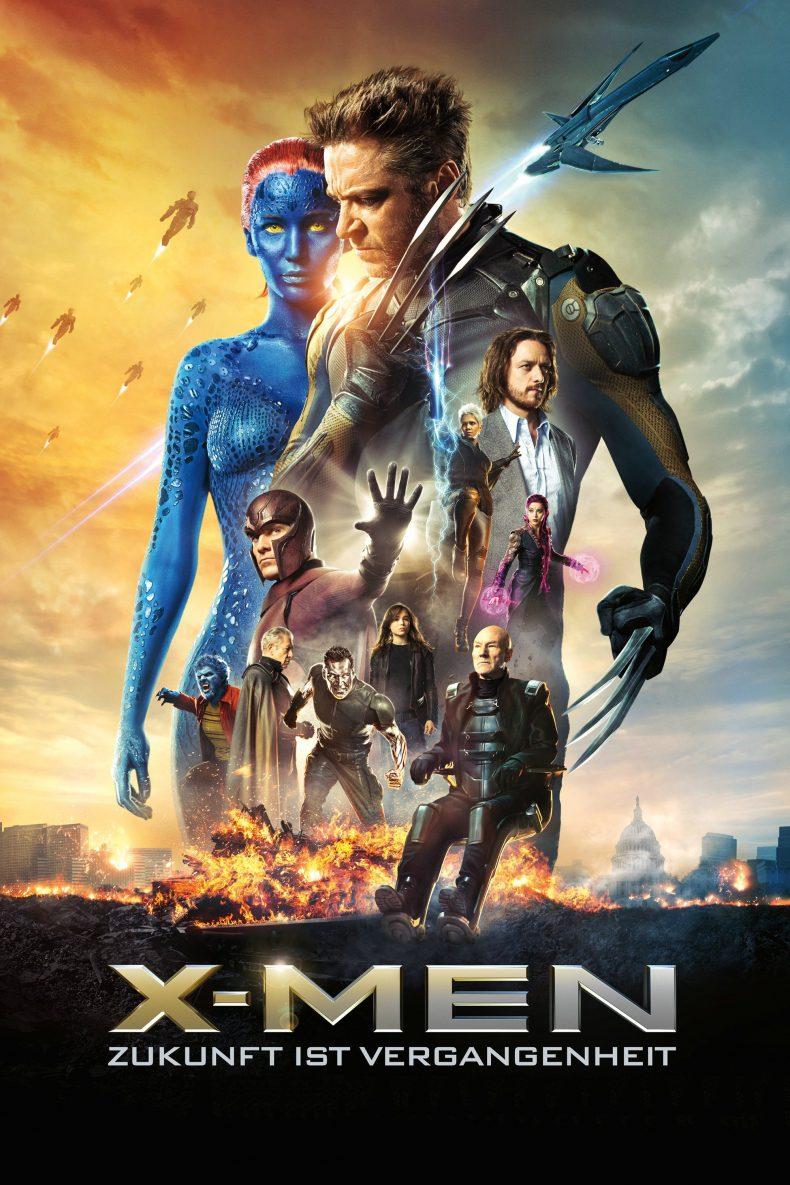 """Plakat von """"X-Men - Zukunft ist Vergangenheit"""""""