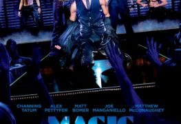 """Plakat von """"Magic Mike"""""""