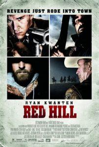 """Plakat von """"Red Hill"""""""