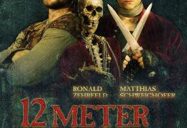 """Plakat von """"12 Meter ohne Kopf"""""""