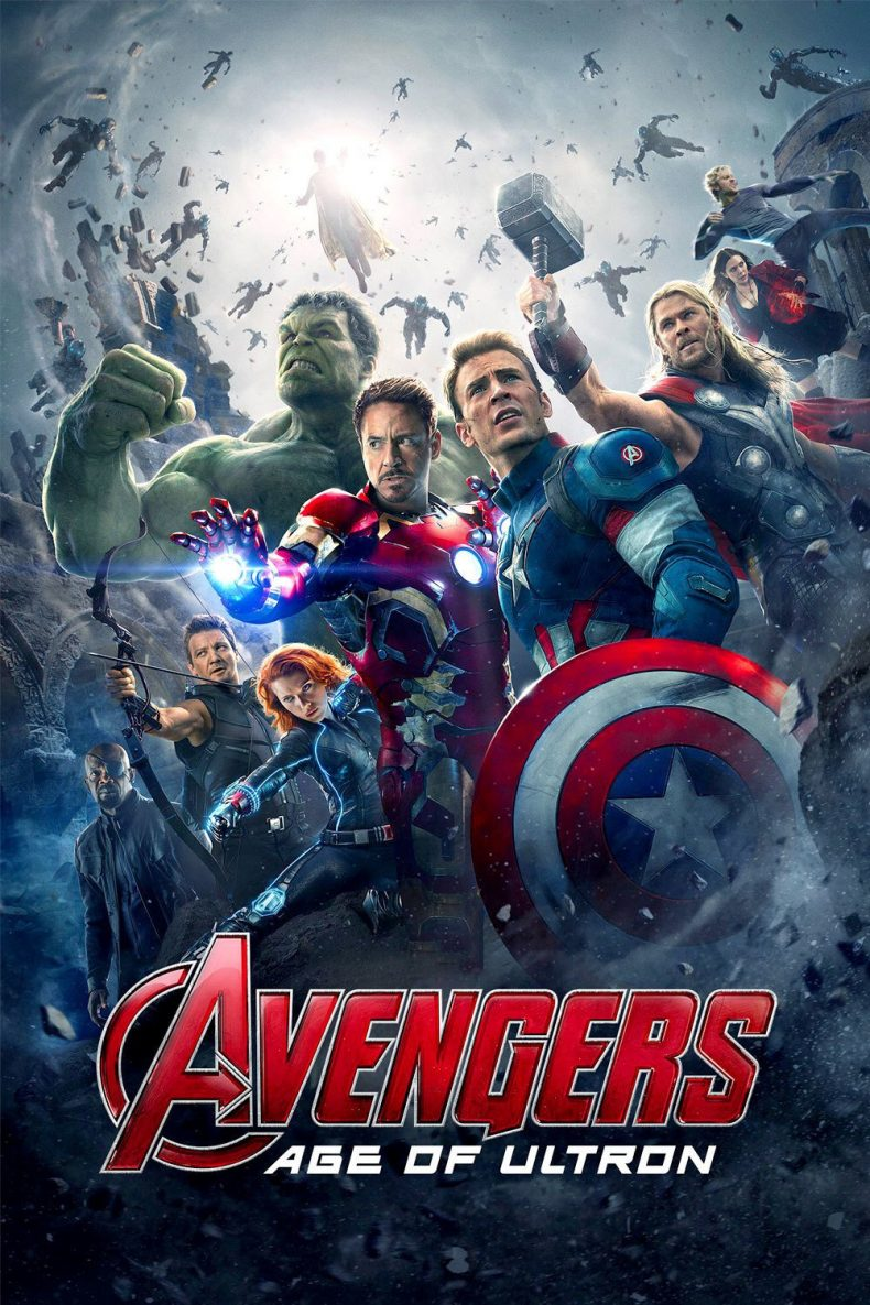 "Plakat von ""Marvel's The Avengers 2: Age of Ultron"""