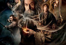 """Plakat von """"Der Hobbit - Smaugs Einöde"""""""