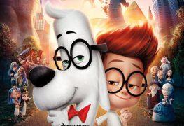 """Plakat von """"Die Abenteuer von Mr. Peabody & Sherman"""""""