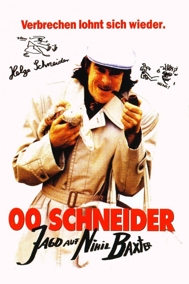 """Plakat von """"00 Schneider - Jagd auf Nihil Baxter"""""""