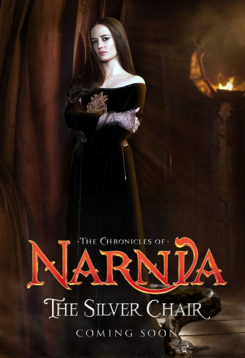 """Plakat von """"The Chronicles of Narnia: The Silver Chair"""""""