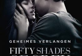 "Plakat von ""Fifty Shades of Grey - Geheimes Verlangen"""