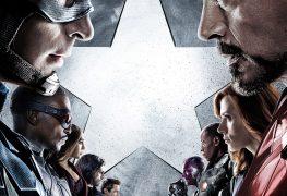 "Plakat von ""The First Avenger: Civil War"""
