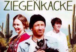 """Plakat von """"Zicke zacke Ziegenkacke"""""""