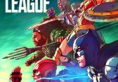 "Plakat von ""Justice League"""