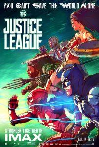 """Plakat von """"Justice League"""""""