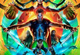 """Plakat von """"Thor: Ragnarok"""""""