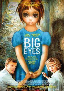 """Plakat von """"Big Eyes"""""""