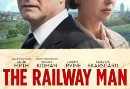 "Plakat von ""The Railway Man"""
