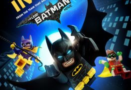 "Plakat von ""The Lego Batman Movie"""