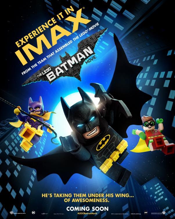 """Plakat von """"The Lego Batman Movie"""""""