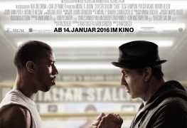 "Plakat von ""Creed - Rocky's Legacy"""