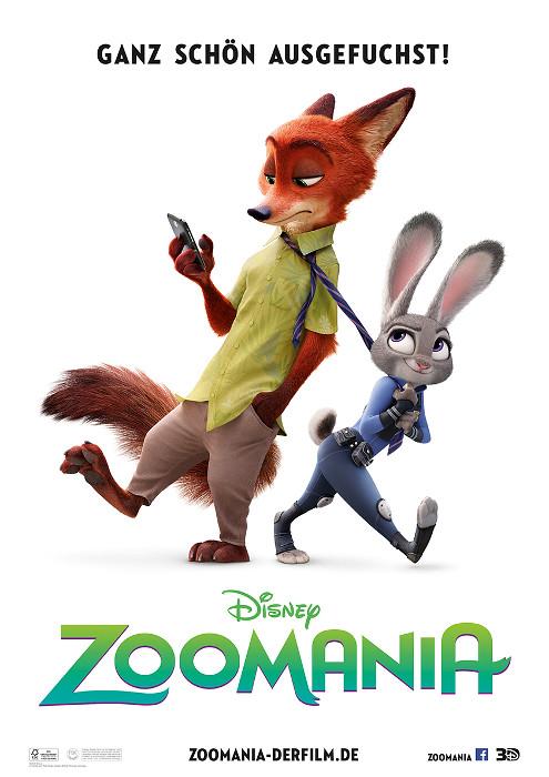 zoomania-filmposter
