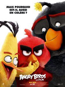 """Plakat von """"Angry Birds: Der Film"""""""
