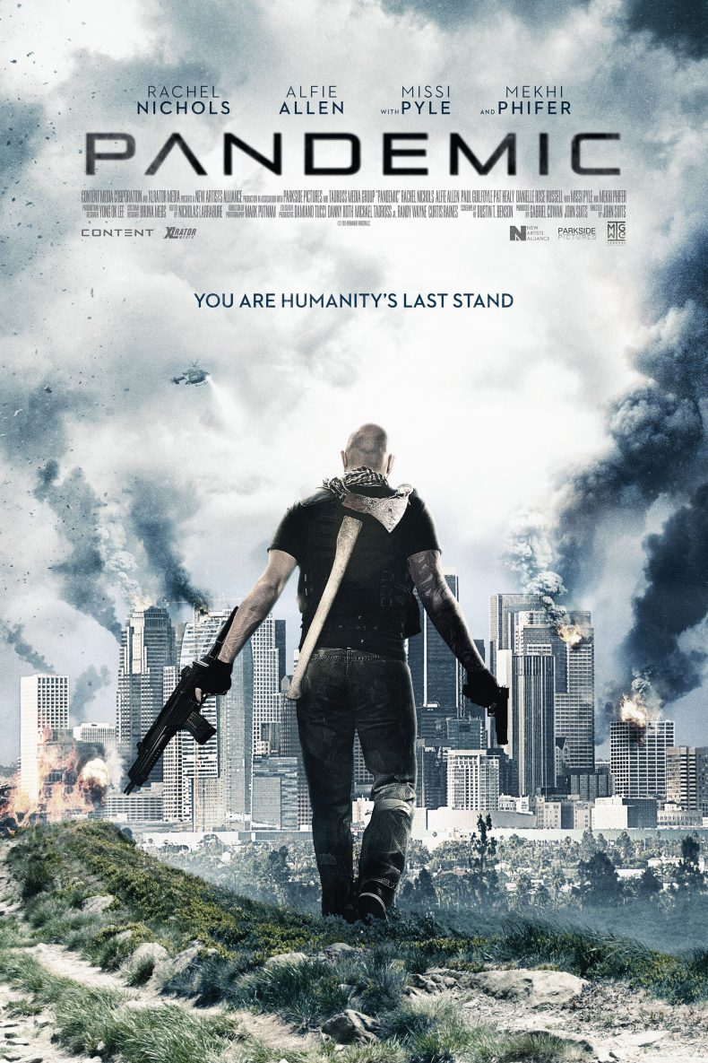"""Plakat von """"Pandemic"""""""