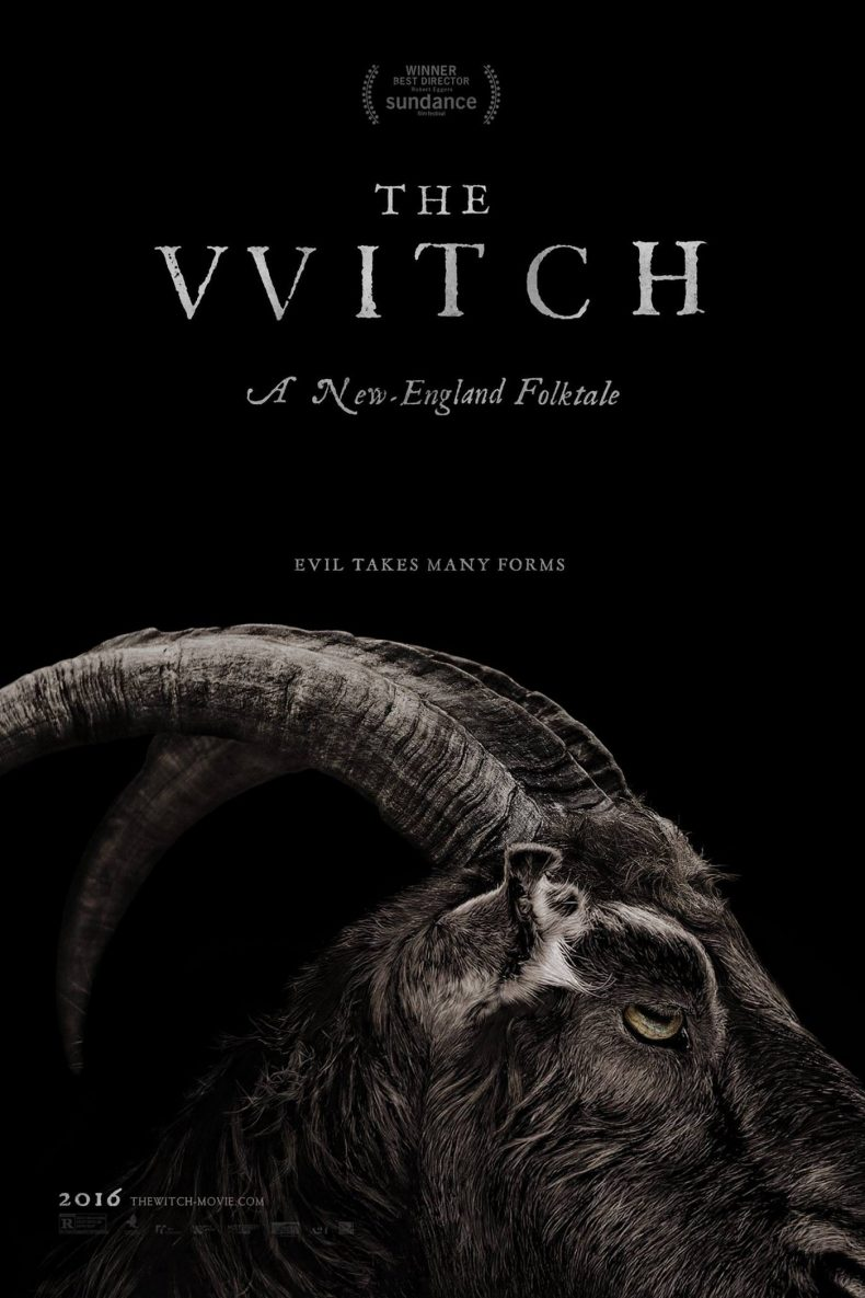 "Plakat von ""The Witch"""