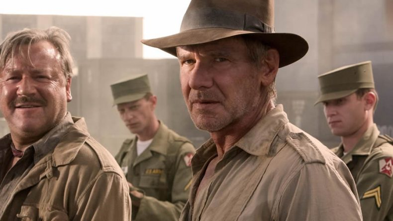 Indiana Jones: Disney kündigt Teil 5 mit Harrison Ford an