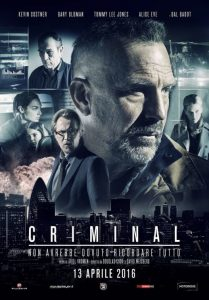 """Plakat von """"Criminal"""""""