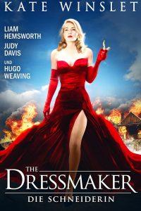 """Plakat von """"The Dressmaker - Die Schneiderin"""""""