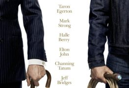 "Plakat von ""Kingsman: The Golden Circle"""