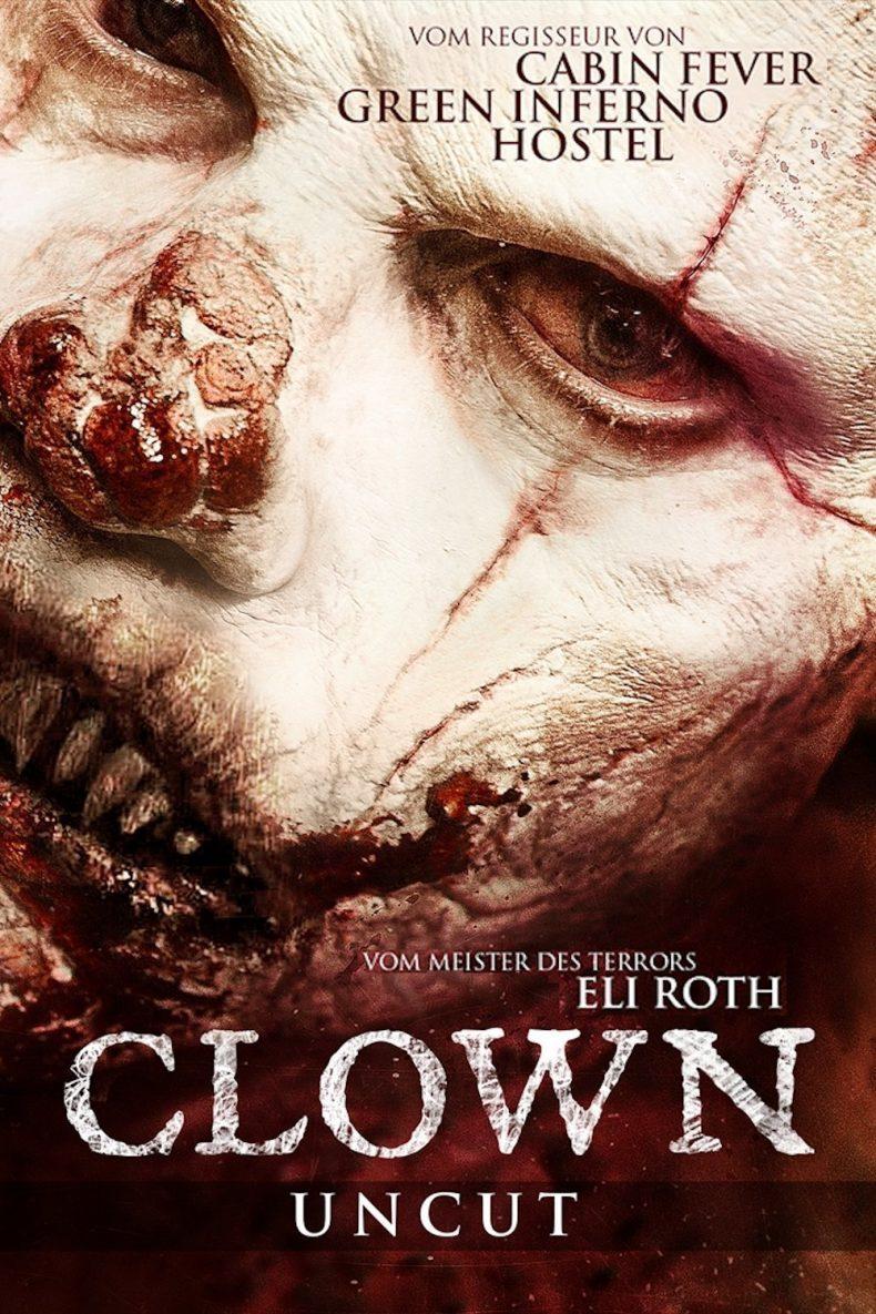 """Plakat von """"Clown"""""""
