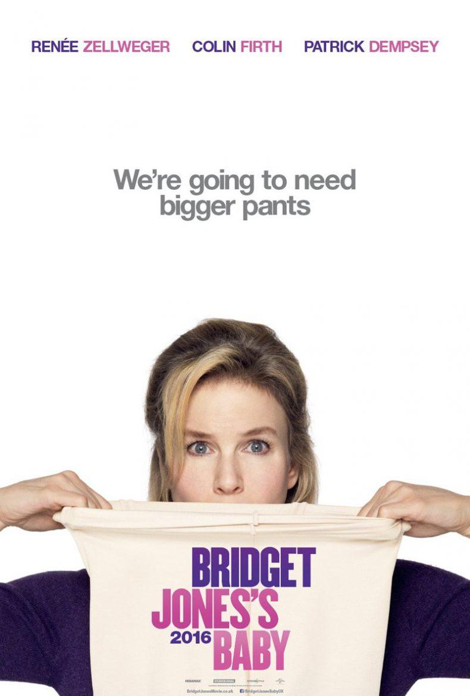 """Plakat von """"Bridget Jones's Baby"""""""
